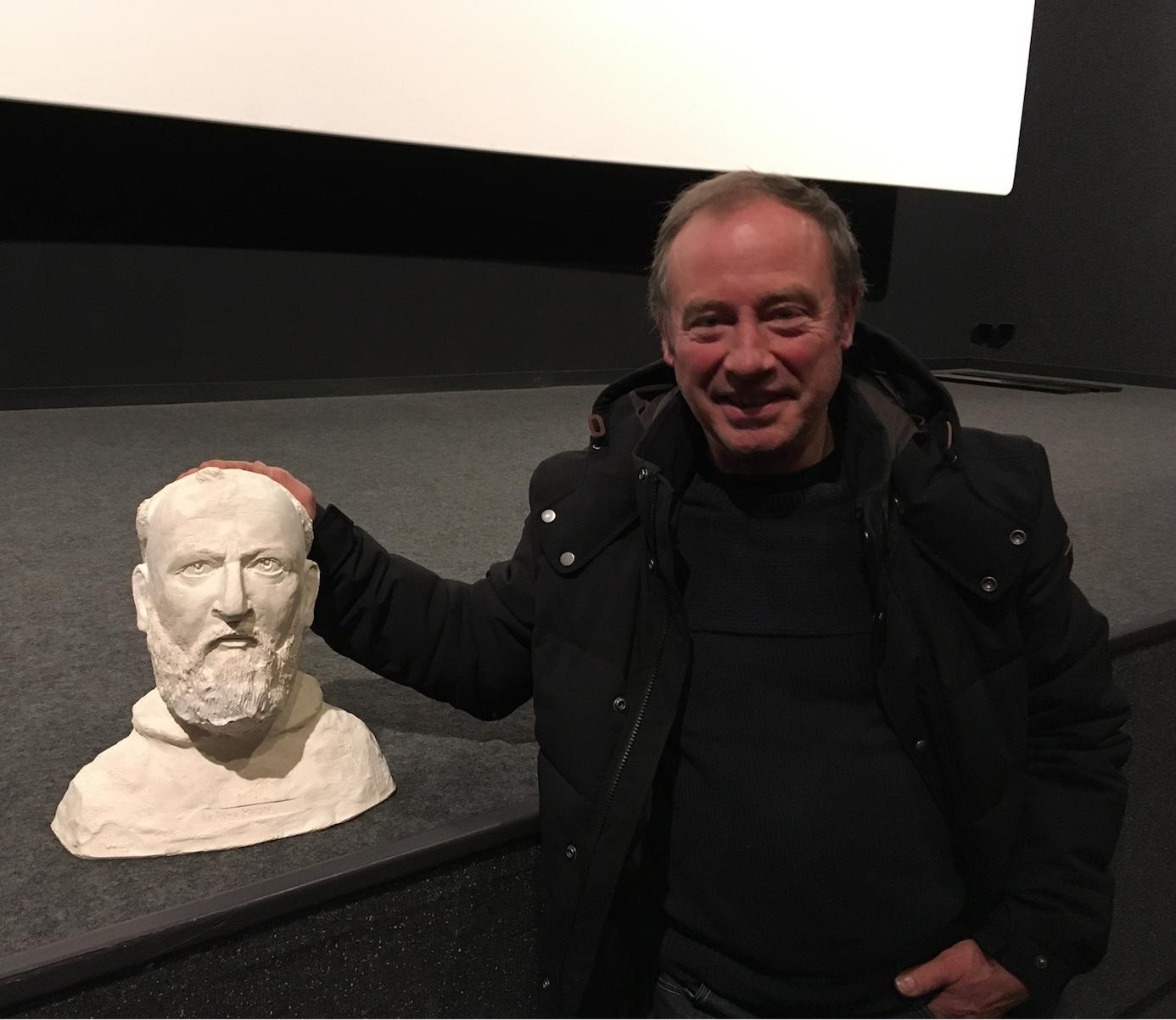 Charly Sallé et Père Yvon