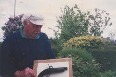 Sylvestre Floury (1921-2008) petit-fils de Chél